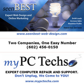 Andre Morris (my PC Techs | seenBEST Web Design)