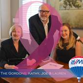 Kathy, Lauren & Joe Gordon, #wegetyoumoving (REMAX Professionals Inc.)