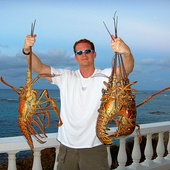 Anguilla lobsters anguillavillas.com