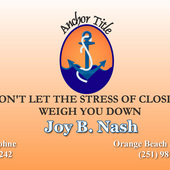 Joy Nash (Anchor Title)