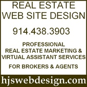 Hans J. Schindhelm, Realty Marketing, Web Site Designer & Virtual Assistant (HJS Web Design - New York, Westchester, Putnam & Rockland )