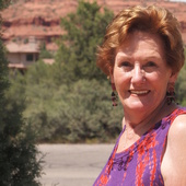 Sandra  Steele, Integrity, Knowledge - 37 Years of Experience!!! (Wise Choice Properties, Sedona/Verde Valley Branch)