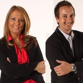 Jeff and Lee Ann Mix, Las Vegas Homes and Short Sale Agents (Orange Realty Group)