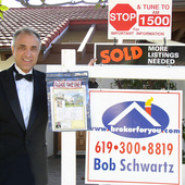 San Diego real estate blog San Diego real estate agent (brokerforyou.com    CA Lic#00706331)