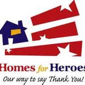 Homes for  Heroes, Homes for Heroes Realtor, Relocation Expert (Coldwell Banker First Realty)