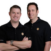Daniel & Jeff Collins, The COLLINS TEAM (Realty ONE Group Mountain Desert)