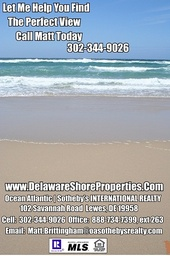 Matt Brittingham, Sussex County Real Estate Sales (Delaware Shore Properties)