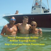 Steven Zimmerman, Husband & Father, @Gulf_Harbors Resident Realtor (Belloise Realty Tropical )