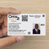Royan  Johnson (Century 21 Intown Realty )