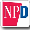 Npd social networking button hq large