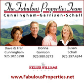 Pleasanton & Ruby Hill, Pleasanton & Ruby Hill Real Estate, The Fabulous Properties Team (Keller Williams Tri-Valley Real Estate)