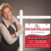 Mary Anne Payne, Associate Broker, ePro , Business Coach (Keller Williams Atlanta Perimeter)
