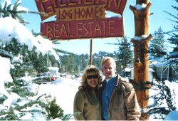 Bob & Gina Gilligan, Realtors - Big Bear, California Homes For Sale (Gilligan Log Homes & Real Estate)