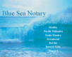 We Travel to You! Expert Westside Notary Service (Blue Sea Notary): Services for Real Estate Pros in Santa Monica, CA