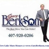 Gary Berkson, ABR, CRS & CDPE (RE/MAX Central Realty)