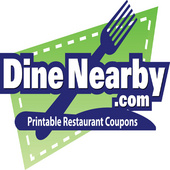 Dine Nearby, Printable Restaurant Coupons (DineNearby.com)