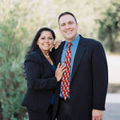 Chris and Maria Jeantet, Redding CA Real Estate Couple (Coldwell Banker C&C Properties)