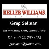Greg Selman (Keller Williams Realty Sonoran Living)