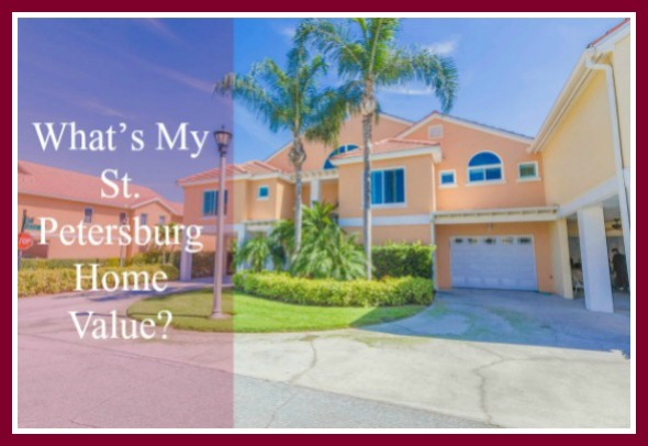 Know which factors influence the value of your home in St Petersburg.