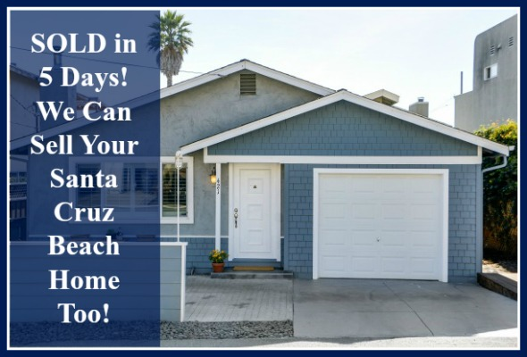 Planning to sell your Santa Cruz beach home for sale? Sandy Wallace can help you!