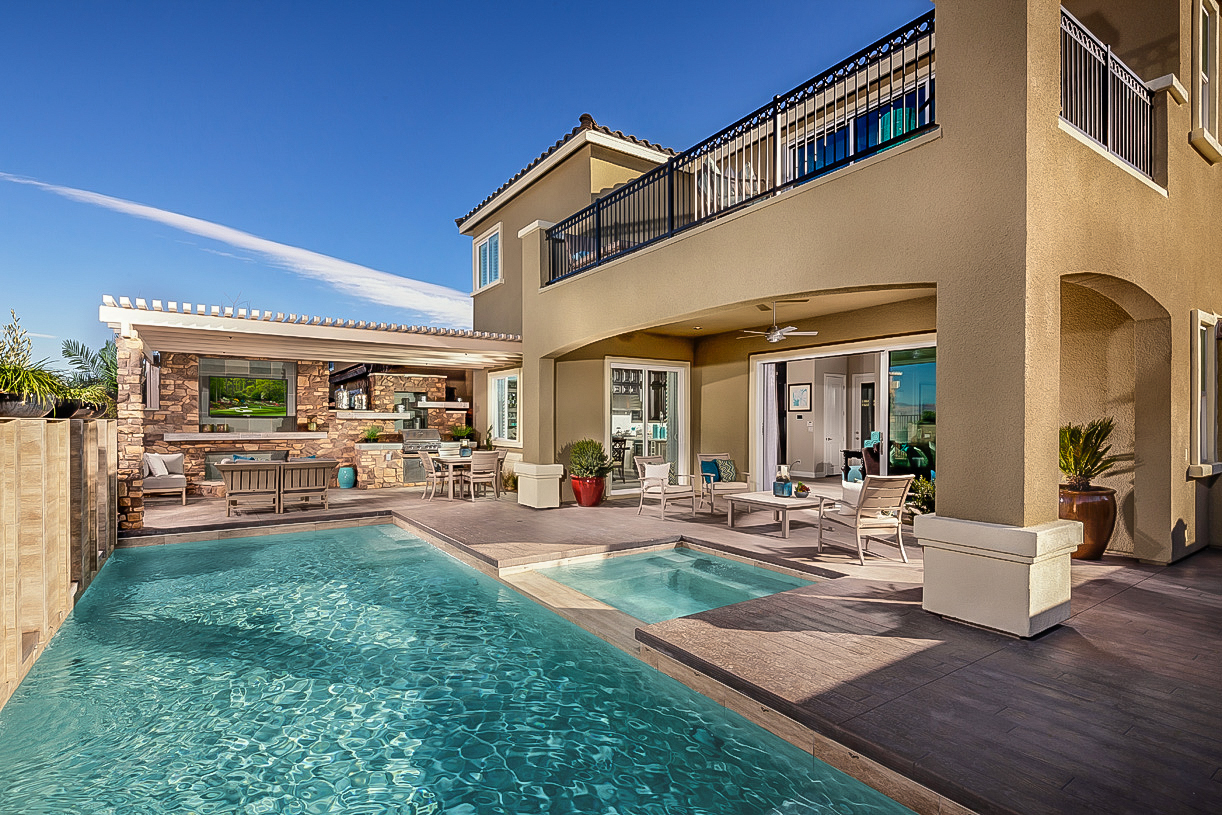 find new richmond american homes in las vegas