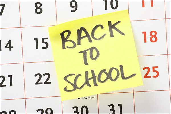 2017 - 2018 School Calendars