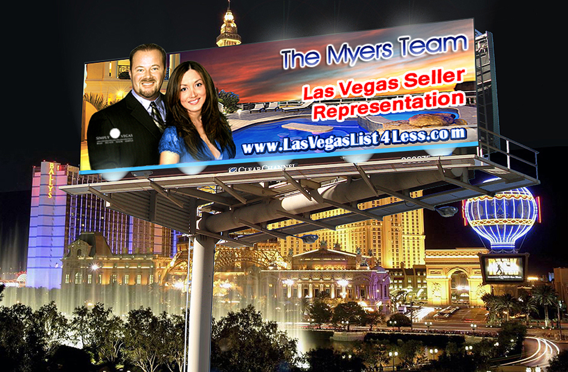 las vegas most successful real estate agent