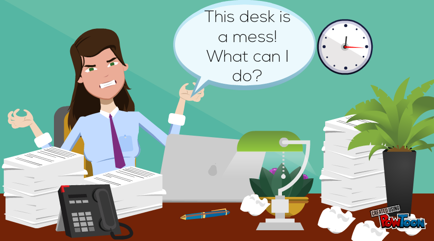 Animated Feng Shui Video On How To Enhance Your Office
