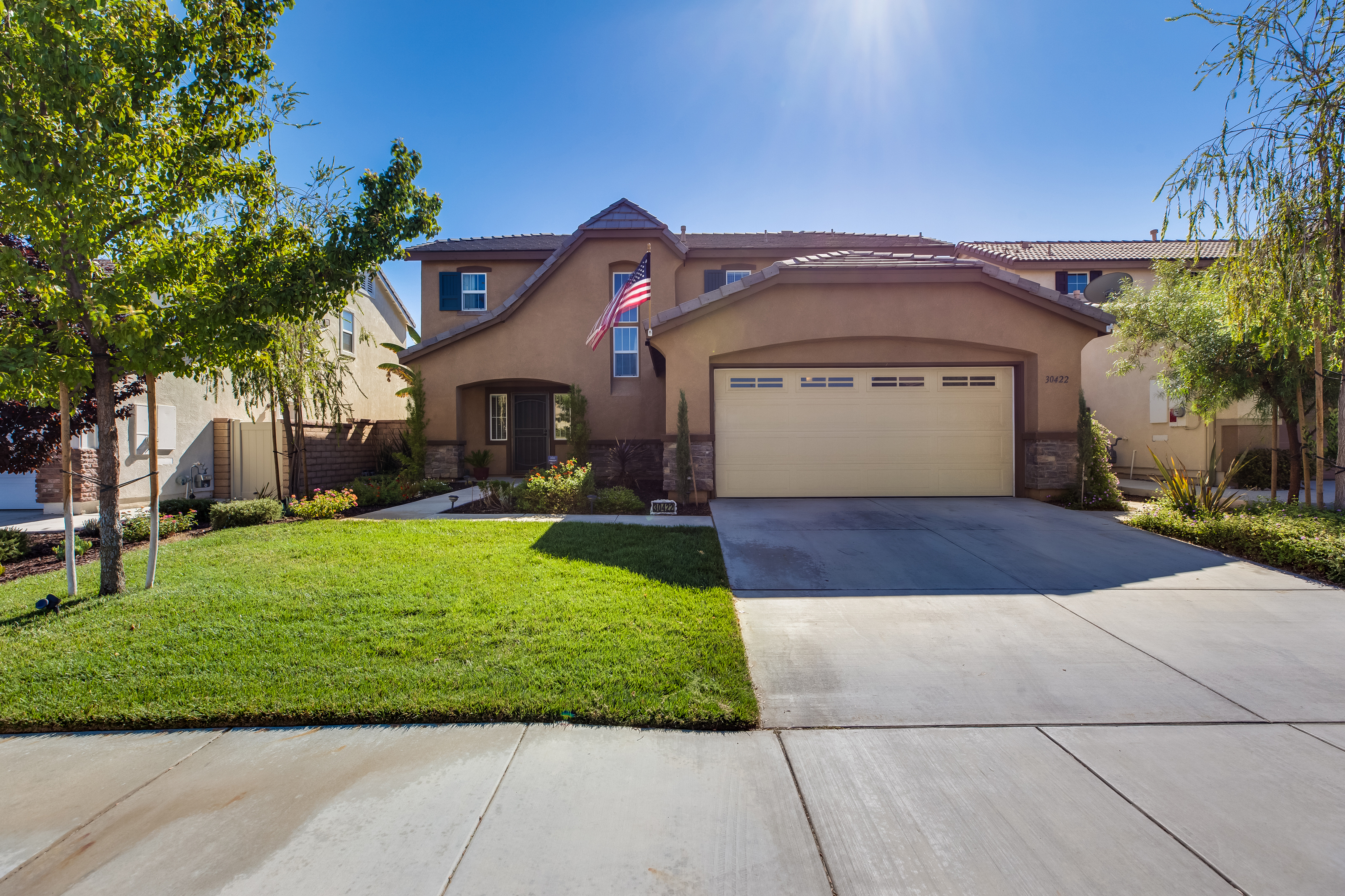 Perfect ... To Own This Beautiful Two Story Home Located In Desirable Audie Murphy  Ranch, A Community Of Menifee. Home Offers 1,906 Sq. Ft. Of Living Space,  ...