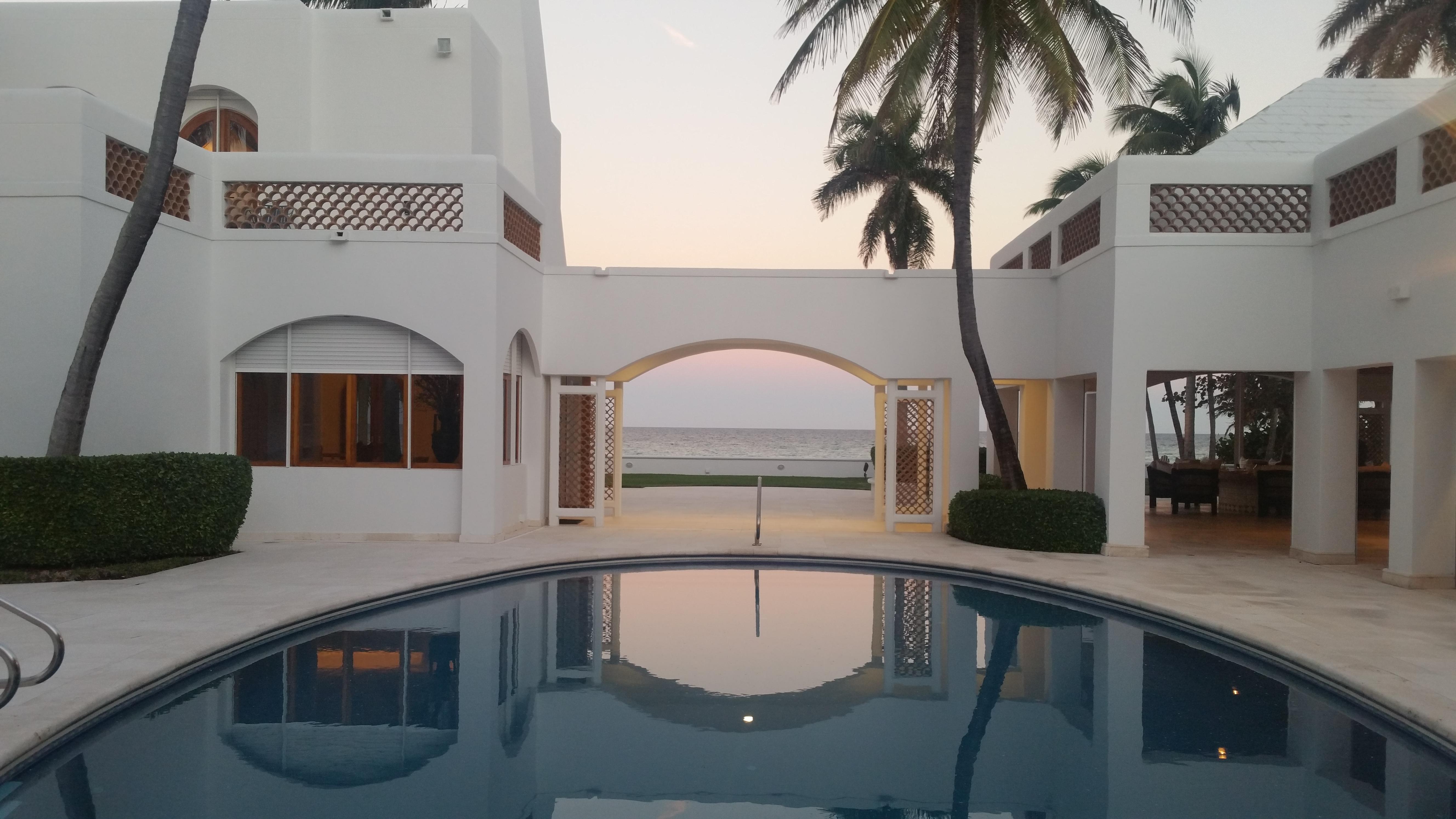 387 ocean blvd golden beach | mediterranean mansion