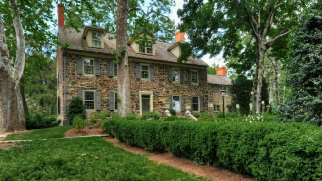 Historic pennsylvania homes farmhouses for sale for Pennsylvania stone farmhouses