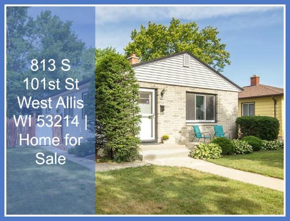 West Allis Home For Sale S  St