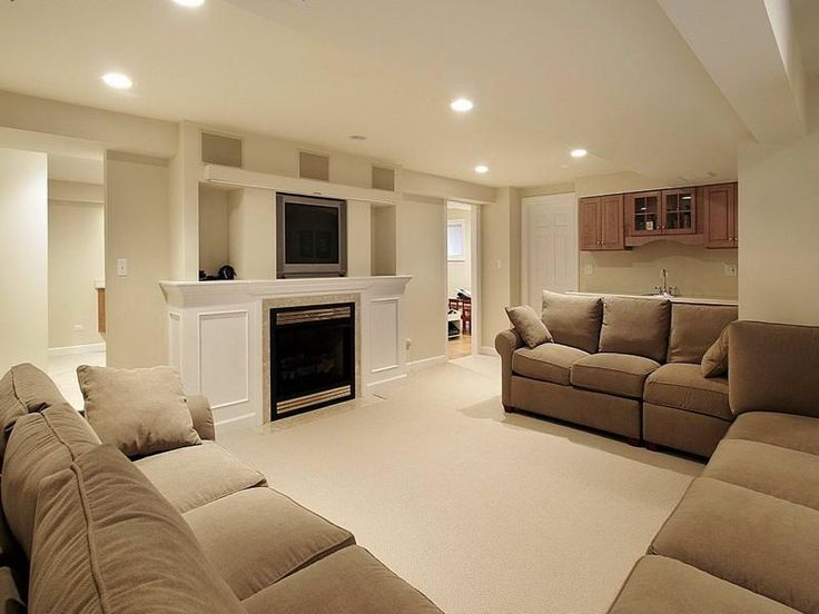 time for a basement renovation