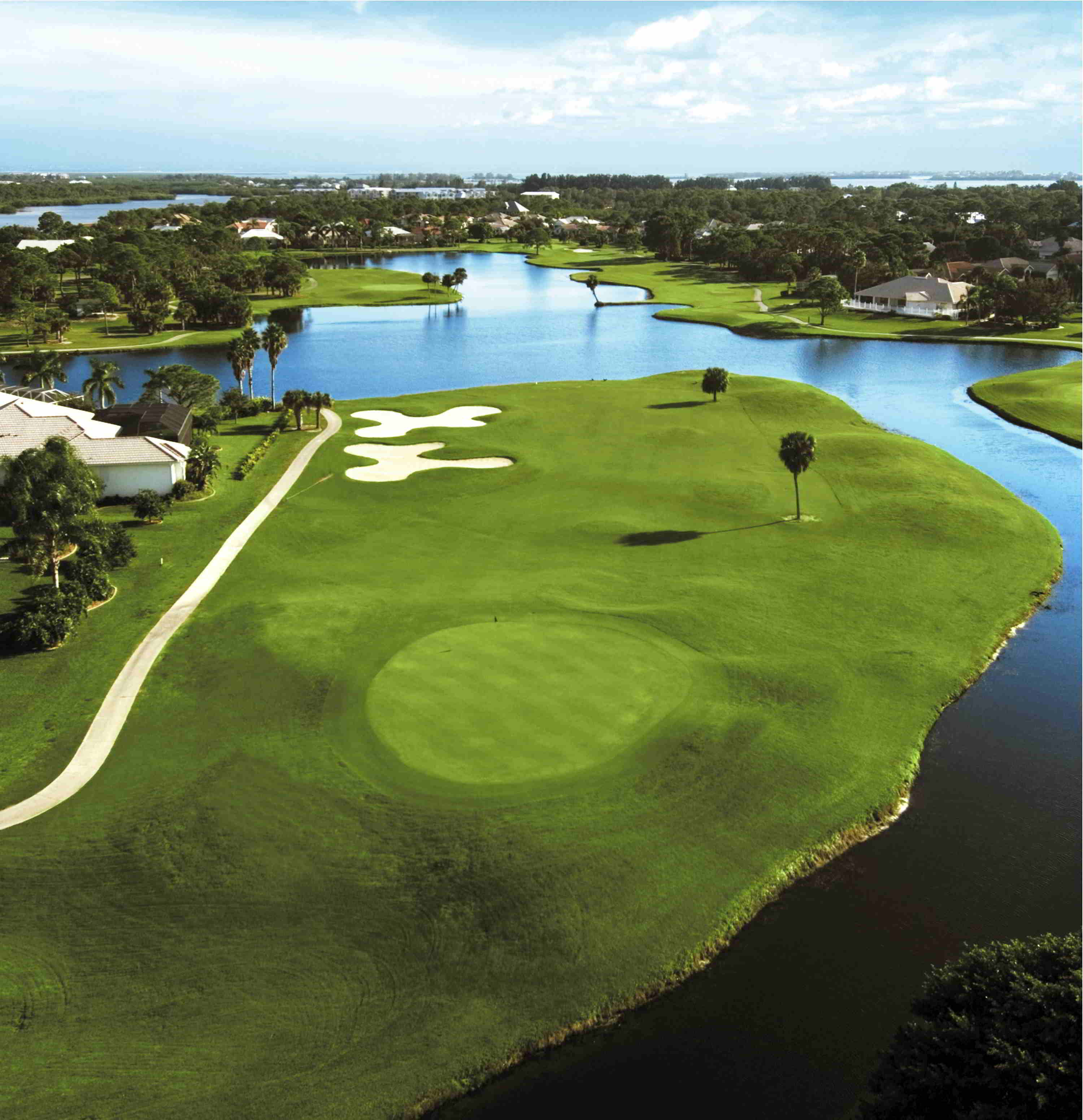 golf course homes for sale in florida