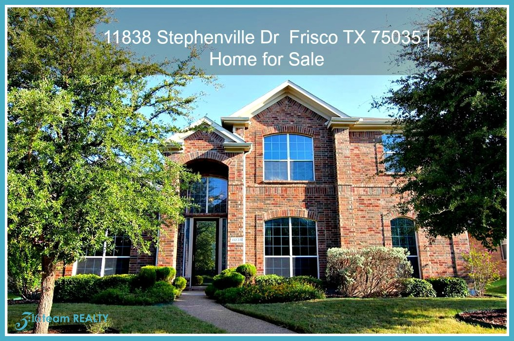 under contract 11838 stephenville dr frisco tx 75035
