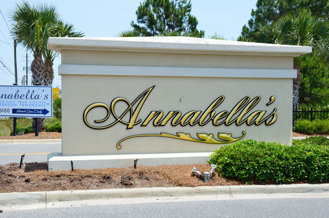 annabella s townhomes this month s featured  munity