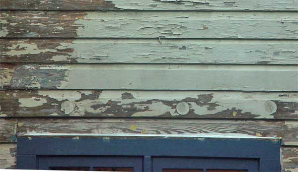 Wood siding inspection tips for Types of house siding materials