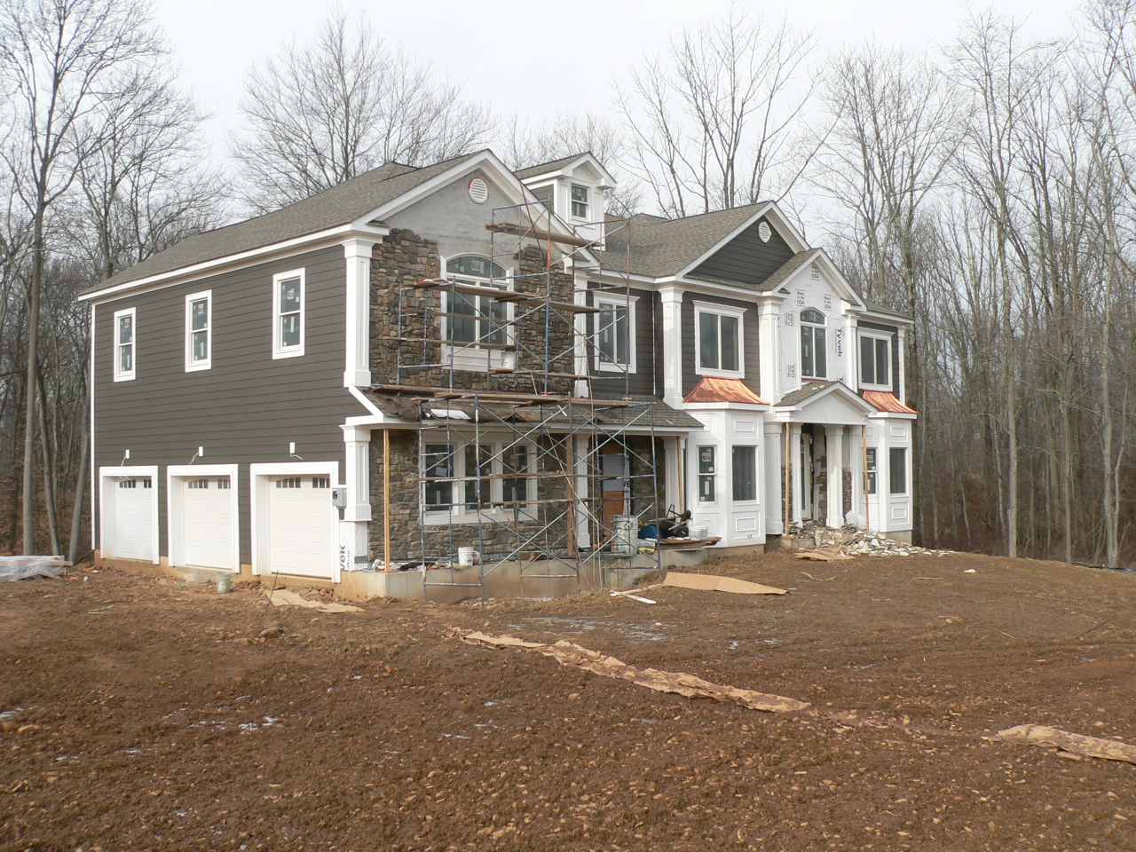 The hollows at warren nj luxury new construction homes for New home construction south jersey
