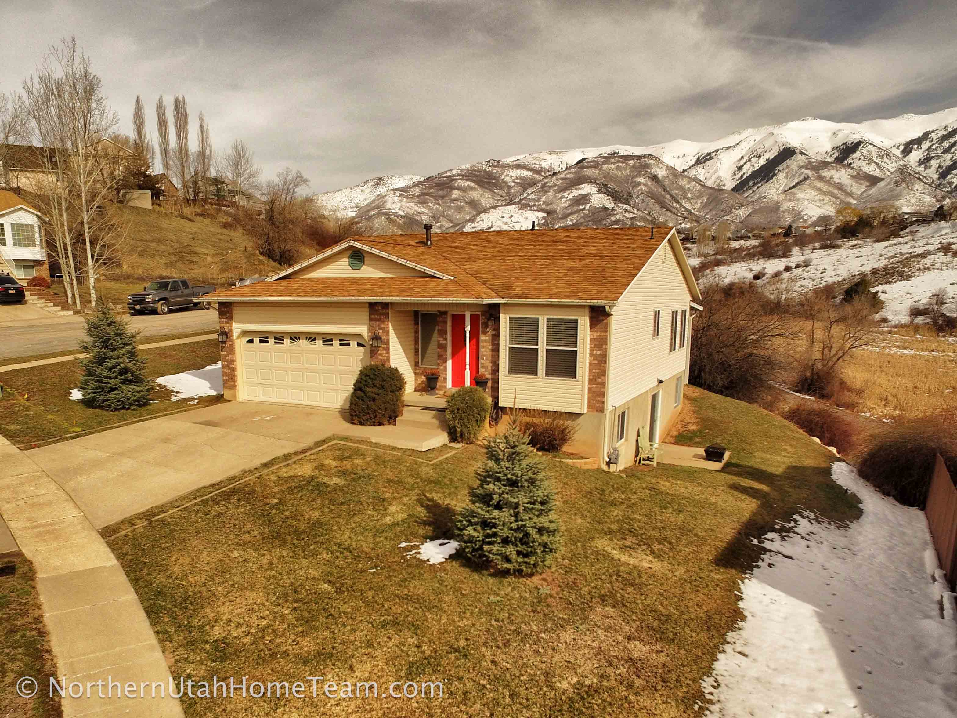 3 bed 3 bath layton ut rambler home for sale big maste for Rambler house plans utah