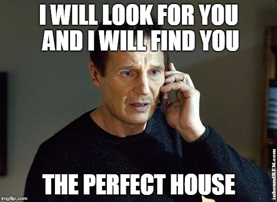 Creating a original viral pinterest pin 4 5 for Find the perfect house