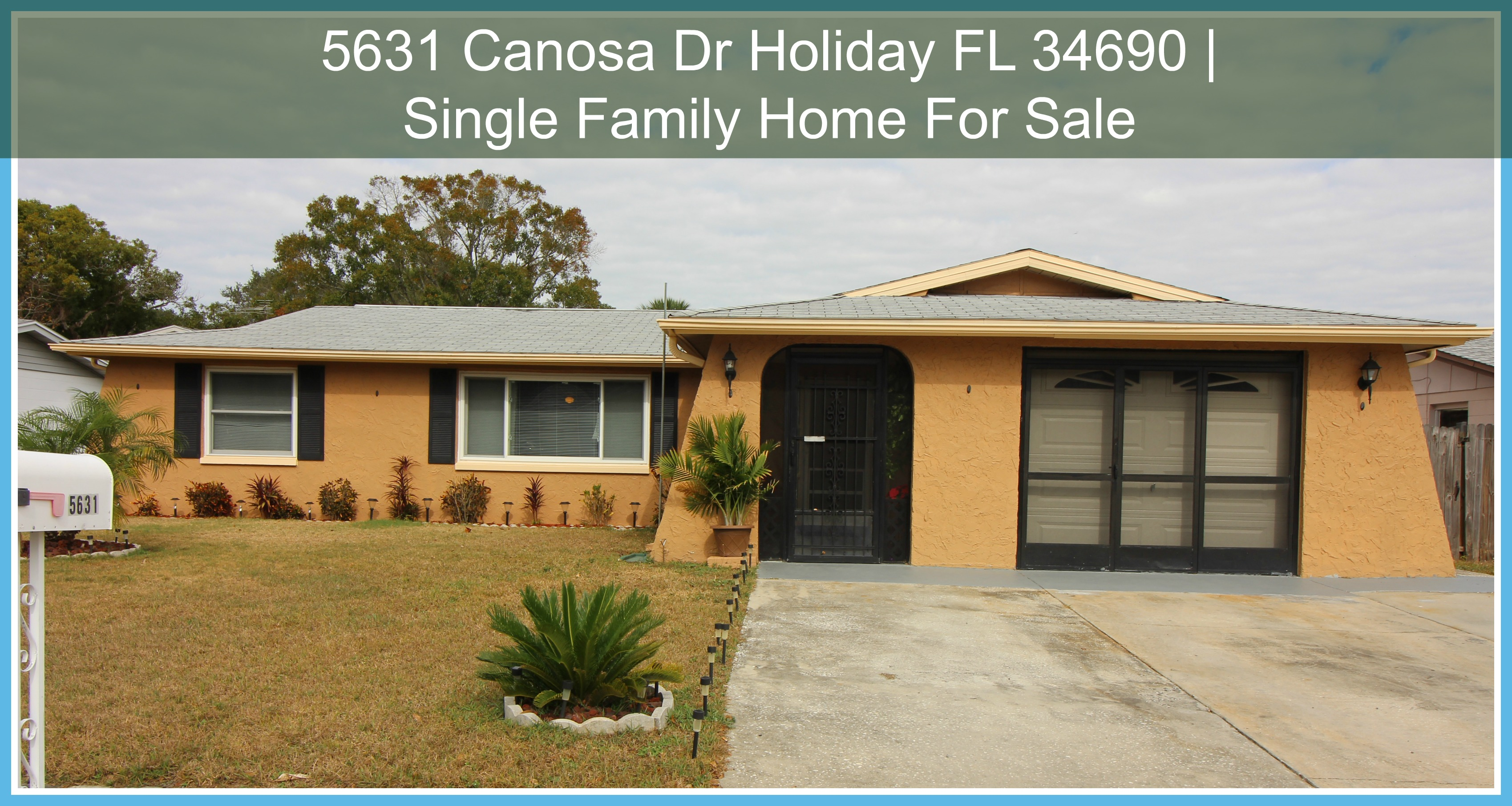 under contract 5631 canosa dr holiday fl home for sa