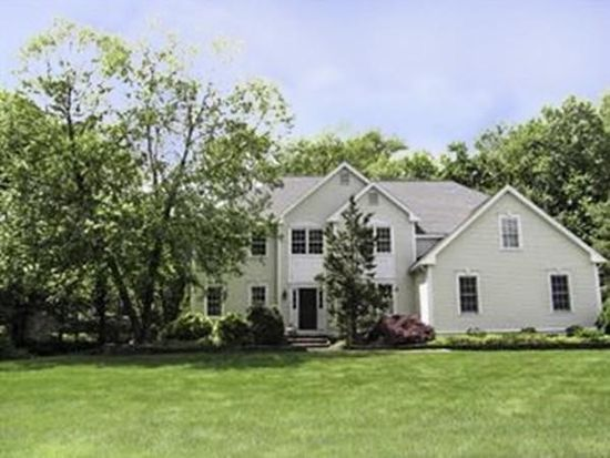 Just listed 4 Woodside Drive in Shrewsbury