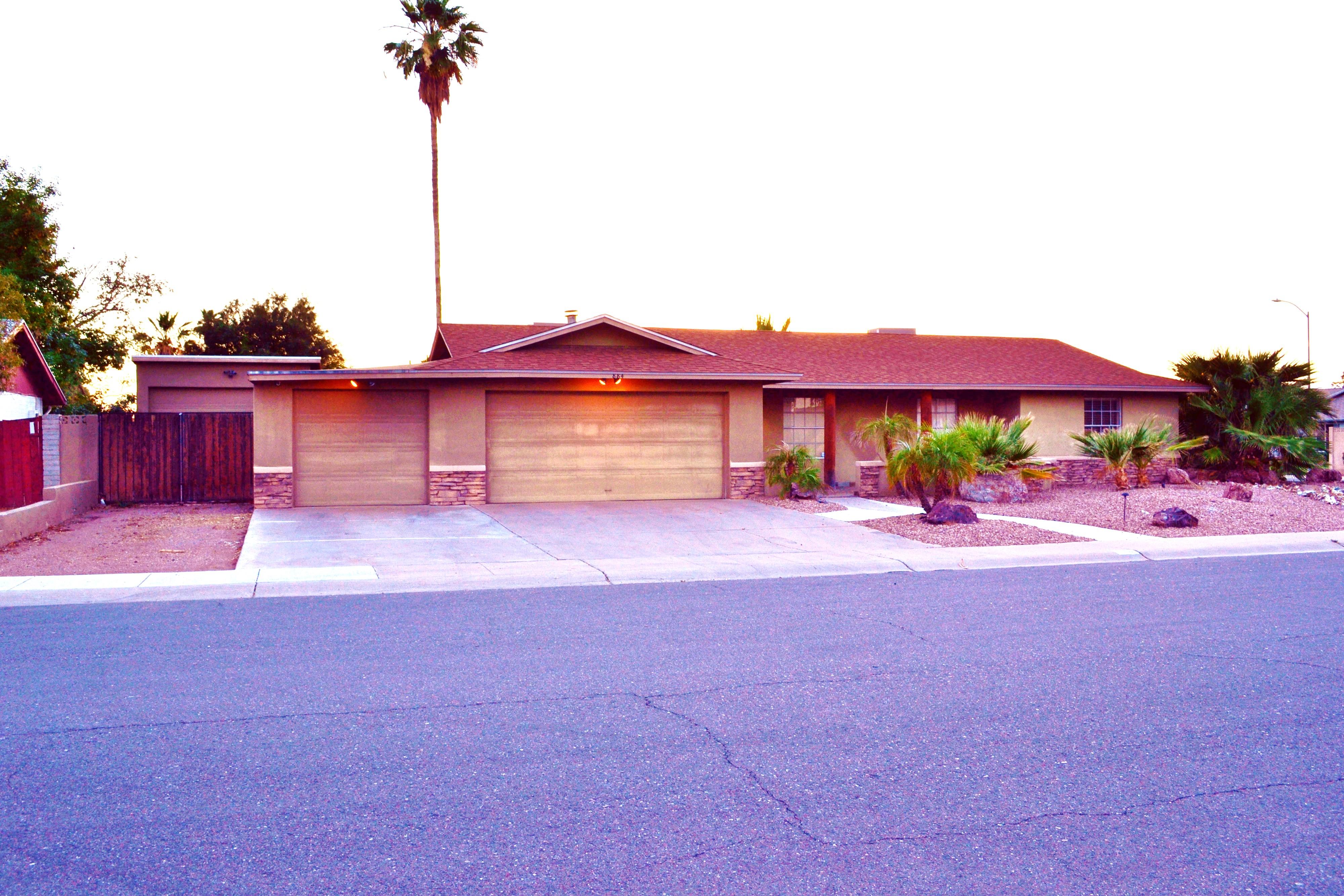 Rv Garage Home In Chandler Az For Sale 260 000