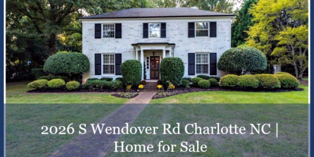 Park Rd Charlotte Nc Homes For Sale