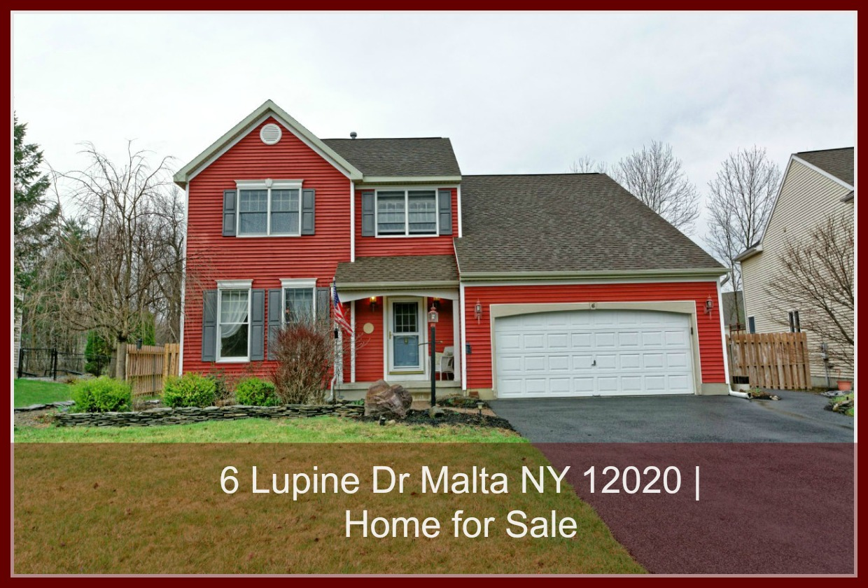Welcome to 6 lupine dr malta ny 12020 home for sale for Dream home ny