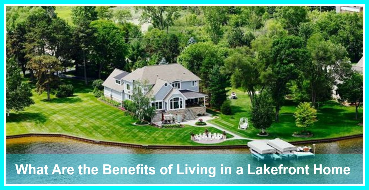 Waterfront Homes For Sale In Commerce Michigan