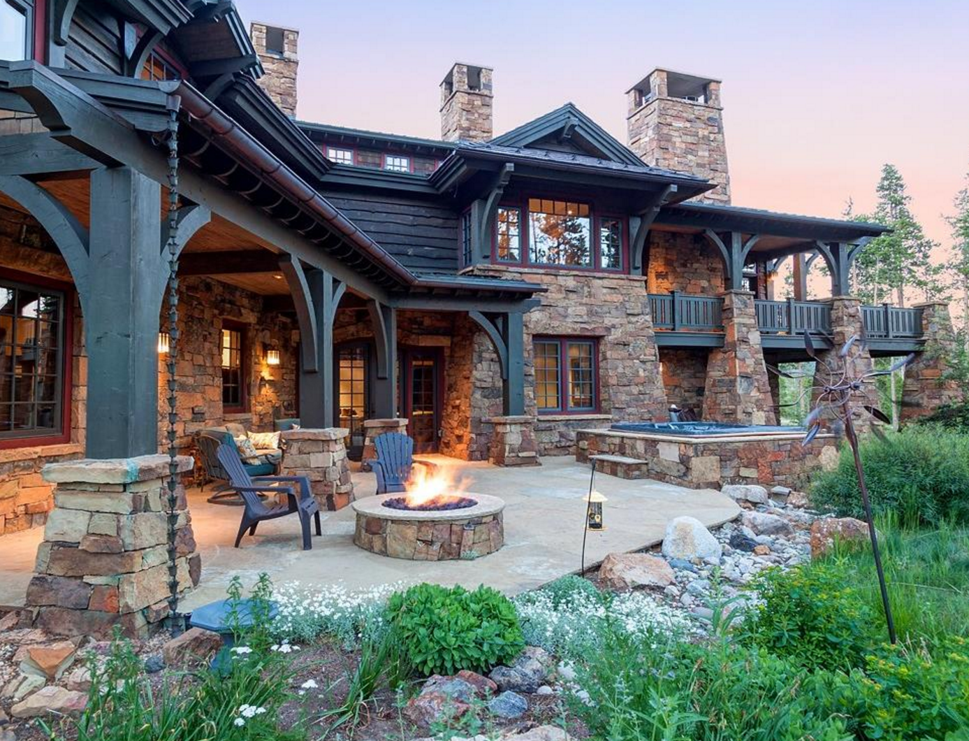 Can you guess the top 5 most expensive properties in b for Most expensive homes in colorado