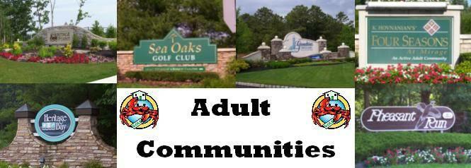 Active adult communities in mantua nj