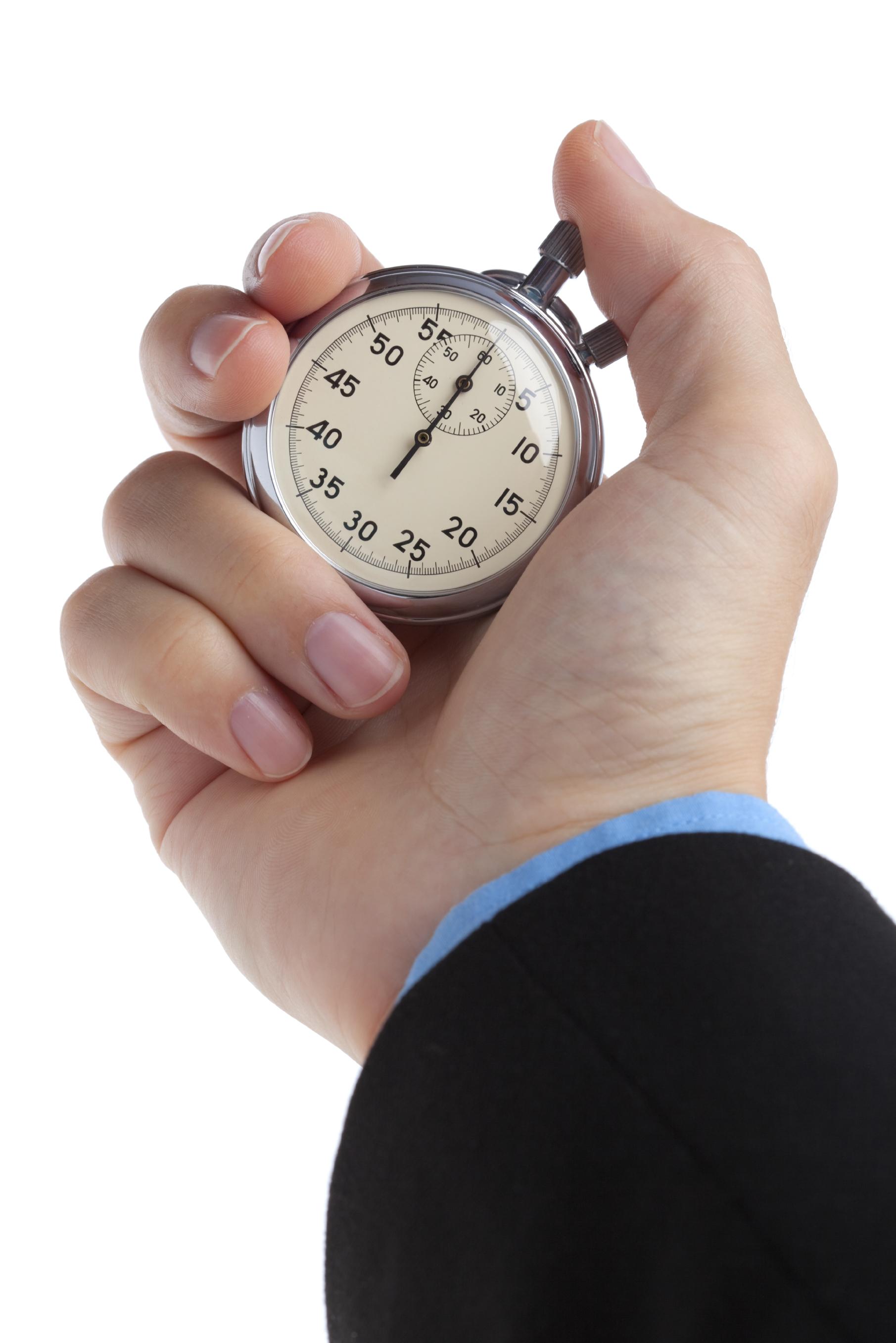 Как правильно сделать хронометраж рабочего дня