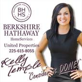 Kelly Temple, Real Estate Buying, Selling, Building, & Investing (Berkshire Hathaway Home Services - United Properties)
